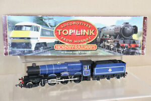 HORNBY R737 BR BLUE 4-6-0 KING CLASS LOCOMOTIVE 6000 KING GEORGE V BOXED nz