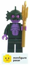 scd014 Lego Scooby Doo 75903 - Swamp Creature Minifigure w Trident - New