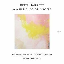 A Multitude Of Angels von Keith Jarrett (2016)