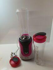 Breville VBL134 Blend Active Blender 0.6L 300W - Pink with 2 bottles