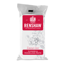 Renshaw - Professional Flower and Modelling Paste - 250g