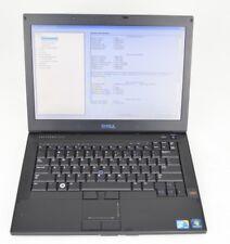 Dell Latitude E6410 Intel i5 M520 2.4GHz 4 GB RAM Laptop Silver Windows 7 COA