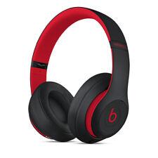 Beats by Dr. Dre Studio3 Headband Wireless Headphones - Defiant Black/Red