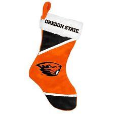 "Oregon State Beavers Holiday 17"" Christmas Stocking Ncaa! Team Logo New for 2014"