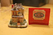 The Americana Collection Liberty Falls The Wooden Nickel Inn Ah 42