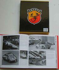 Abarth Catalogue Raisonee 1949-1986 Superb multilanguage book in slip case