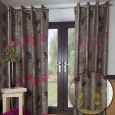 Unbranded Cotton Blend Ready Made Curtains