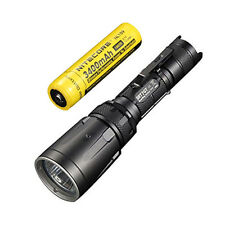 Combo: Nitecore SRT7GT Flashlight  w/NL189 3400mAh Rechargeable 18650 Battery