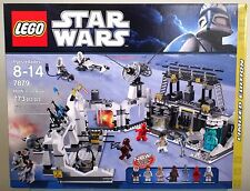 Lego Star Wars 7879 Hoth Echo Base - New in Box