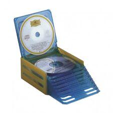 ProfiOffice Media TransporterMT-20 für 20 CDs/DVDs Aufbewahrung Box Case Archiv