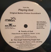 "Playing God - From Original Motion Picture Sountrack MLAB35826 12"" Vinyl Record"