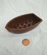 LEGO DUPLO BROWN BOAT CANOE DINGY from Jake & The Neverland Pirates Set