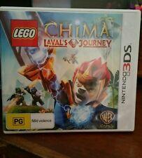 Lego Chima Laval's Journey NINTENDO 3DS