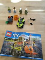 LEGO City Vulkan Starter-Set (60120)