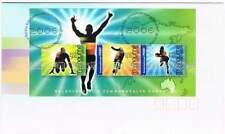 Australia 2006 FDC blok 59 - 18th Commonwealth Games