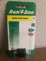 25 Rain Bird 8Q 8H 8F MPR 8 ft Fixed Spray Nozzle  90° 180° 360°