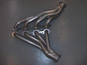 """Hedman Headers 68610 Big Block Chevy Mid-Length 1-3/4"""" HTC Coated Headers"""