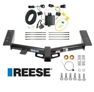 Reese Trailer Tow Hitch For 15-19 Ford Transit 150 250 350 w/ Wiring Harness Kit