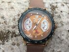 Minoir Germany automatic watch date watch with little second - new and unworn