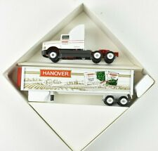 Winross 1991 Hanover Foods Semi Truck and Trailer 1:64 Scale NIB