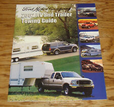 Original 2002 Ford Truck RV & Trailer Towing Guide Sales Brochure 02