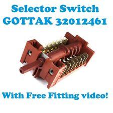 SHARP Oven Selector Switch cooker Gottak 32012461