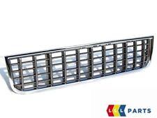 NEW GENUINE AUDI S4 B6 FRONT BUMPER LOWER CENTRE GRILL CHROME BLACK  8E0807647B