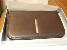 Elegante portafoglio portafogli portadocumenti donna SAMSONITE 17.5x11cm PELLE