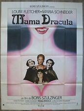 MAMA DRACULA Affiche Cinéma / Original Movie Poster Boris Szulzinger