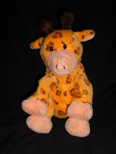 Ty Pluffies Towers Giraffe 2004 Retired Plush Poseable