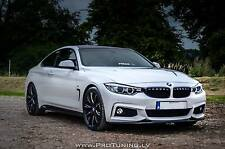 BMW SERIE 4 f32 f33 f36 M Sport Paraurti Anteriore Labbro CHIN P Performance Valance SER