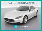 2012 Maserati Gran Turismo S Coupe 2D ABS (4-Wheel) Traction Control Power Door Locks Keyless Entry Navigation System