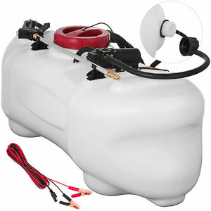ATV QUAD CROP SPRAYER KIT 60L Tank Hand Lance 12v Bike RTV Utility Spot Spraying