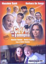 Un Ciclone in Famiglia vol.2 (2005) DVD NUOVO Massimo Boldi, Barbara De Rossi