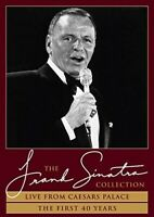 Frank Sinatra: Live From Caesars Palace / The First 40 Years [New DVD]