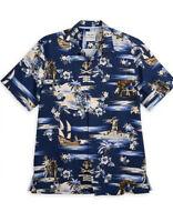 Disney Parks Tommy Bahama Pirates Of The Caribbean Hawaiian Shirt Mens XL NEW!