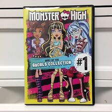 **Monster High; Best of the Ghouls Collection Volume #1 - DVD - Used/Acceptable