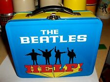 The Beatles-2016`Help-Childrens Metal Back To School Lunchbox-:>New-:>Free To US