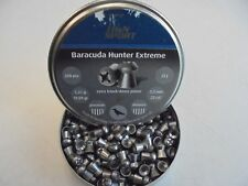 H and N Baracuda hunter extreme .22 x 200 airifle pellets