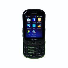 Pantech Pursuit II 2 P6010 - AT&T Green Black Slider Keyboard Cell Phone