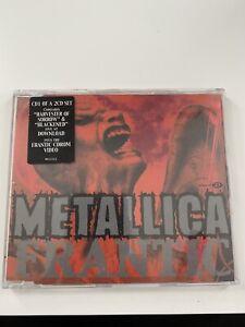 Metallica Frantic CD Single