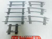 BY411-0,5# 7x Märklin Spur 1 Ausgleichsstück/Gleisstück für Uhrwerk-Betrieb