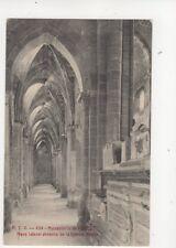 Monasterio De Poblet Spain Vintage Postcard 110b