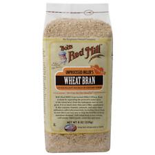Bob's Red Mill Unprocessed Miller's Wheat Bran 8 oz (226 g) Pkg