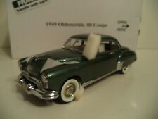 DANBURY MINT OLDS MOBILE 88 COUPE    UNDISPLAYED 1949    1/24 SCALE    IN BOX.