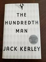 The Hundredth Man by Jack Kerley Hardcover Book
