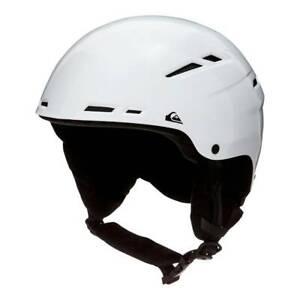 Quiksilver Helmet Motion RTL Ski Snowboard Winter Snow Sport Protectable Comfort