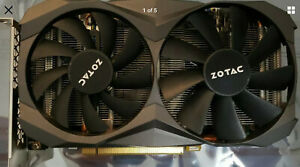 Zotac P102-100 Mining Edition Video Card Upgraded to 10GB GDDR5x / Nvidia 1080ti