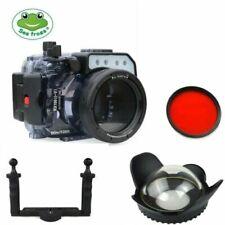 Custodie subacquee per fotocamere e videocamere per Sony