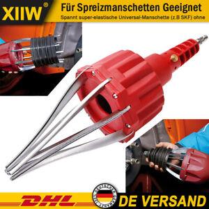 Druckluft Werkzeug Achsmanschette Wechsel pneumatischer Achsmanschetten Spreizer